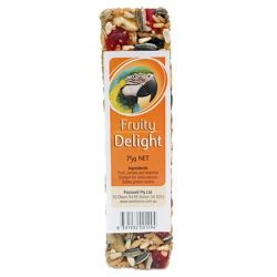 Passwell Avian Delights Fruity 75g|