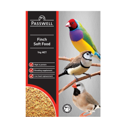 Passwell Finch Soft Food 1kg|