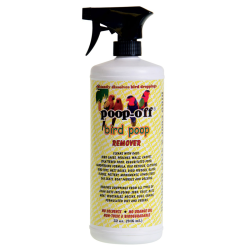 Poop Off Bird Poop Remover 946mL|