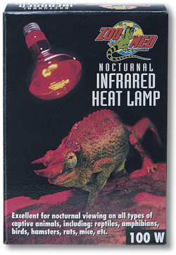 Zoo Med Repti Infrared Spot Lamp 100W|