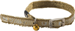 Rogz SparkleCat Cat Collar Bronze|