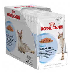 Royal Canin Ultra Light in Gravy Box 12 x 85g|