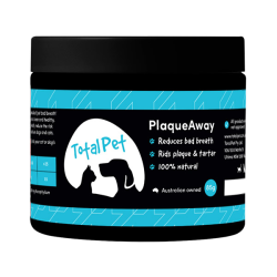 Total Pet Plaque Away for Dogs & Cats 85g|
