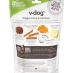 V-Dog Vegan Wiggle Biscuits Peanut Butter 199g|
