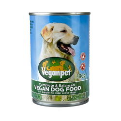 VeganPet Vegan Dog Food WET 390g|