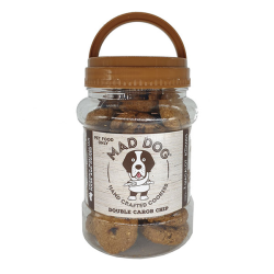 Wagalot Mad Dog Double Carob Chip Cookies Jar 400g|