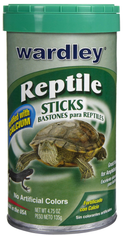 Wardley Reptile Sticks 57g|