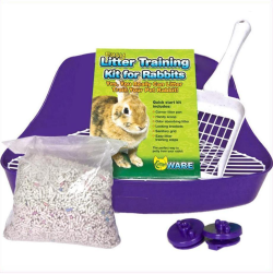 Ware Critter Easy Litter Training Kit for Rabbits|