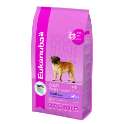 Eukanuba Weight Control Small Breed 3kg|