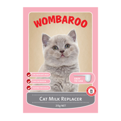Wombaroo Cat Milk Replacer 215g|