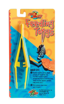 Zoo Med Feeding Tongs|