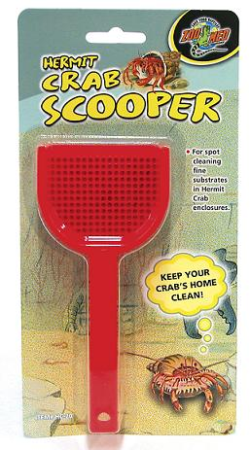 Zoo Med Hermit Crab Scooper Substrate Sieve|