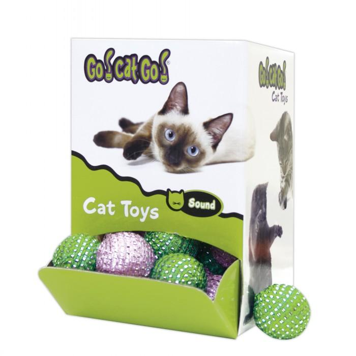 Cat Toys Balls : Go cat sparkle ball