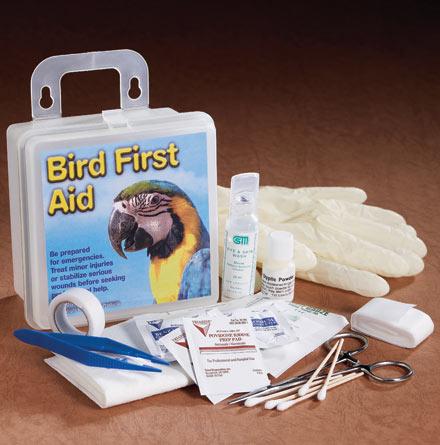 Pet Shop Direct Bird First Aid Kit