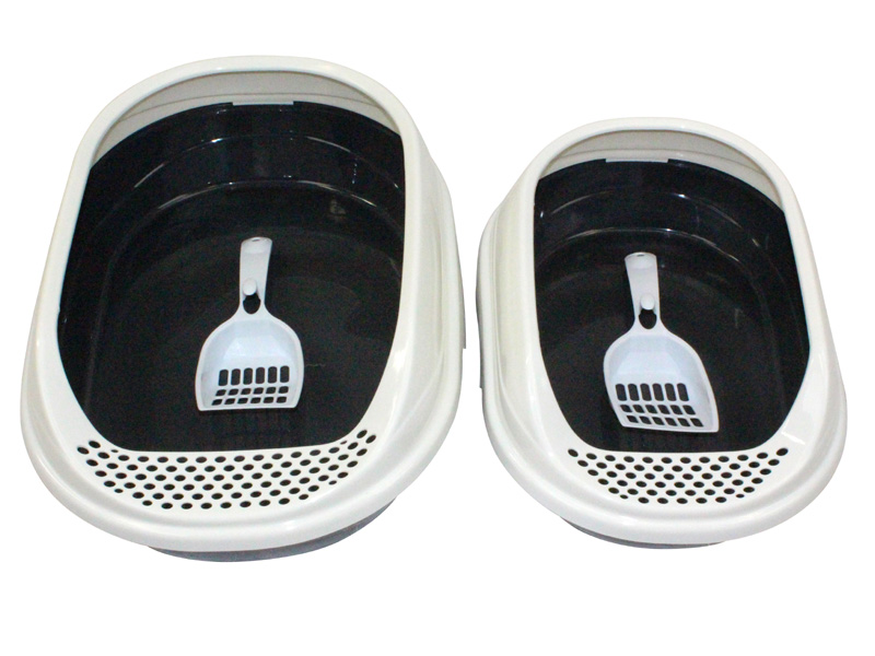 Cat Crystal Litter Trays