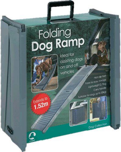 Pet Shop Direct Coopet Folding Dog Ramp Plastic