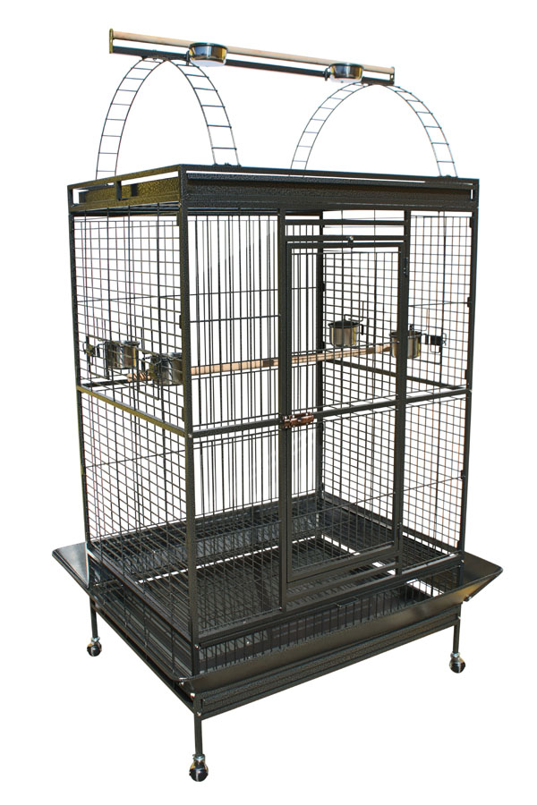Extra Large Bird Cage With Play Top