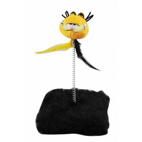 Garfield On Spring Cat Toy 29cm