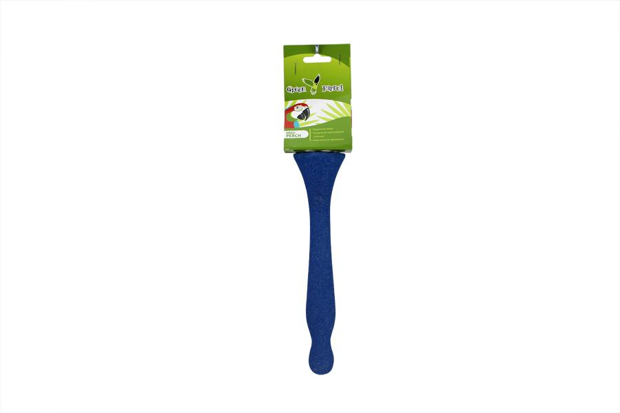 Green Parrot Ergo Perch Medium