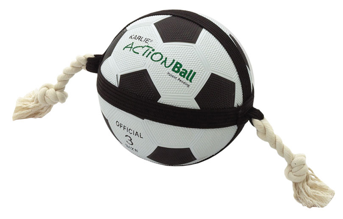 Pet Shop Direct Karlie Action Ball Soccer Ball 19cm
