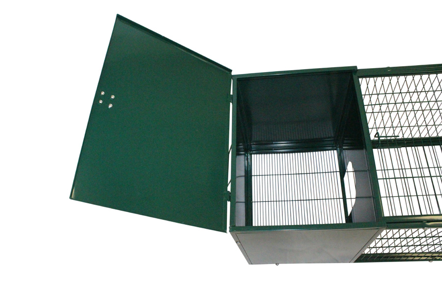 Charmant The Best 28 Images Of Metal Rabbit Hutches Bono Fido Storey Metal Rabbit  Hutch For Sale