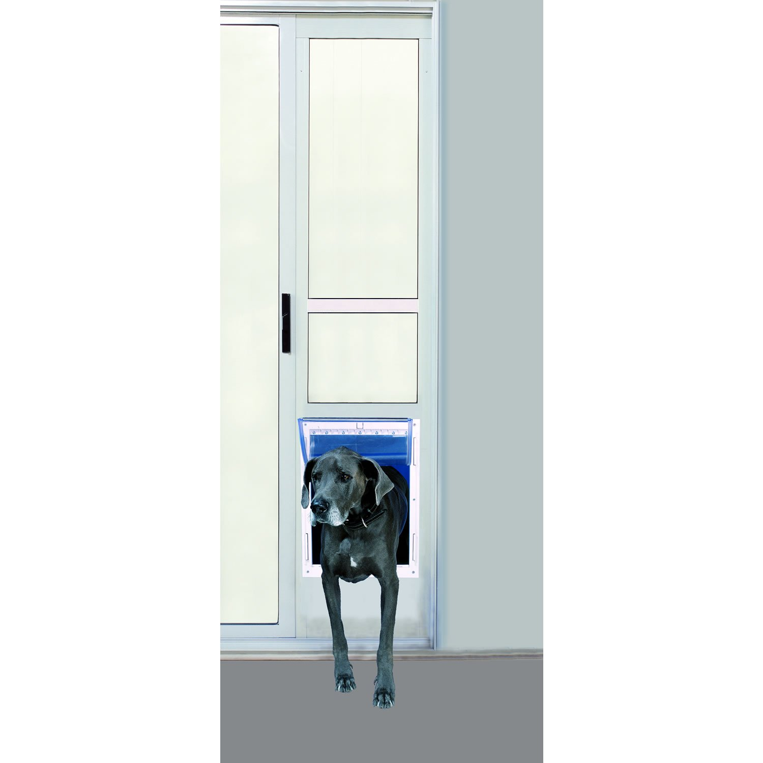 Pig In Mud Modular Pet Patio Door For Extra Large Dog