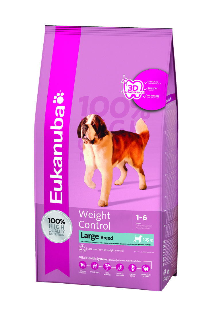 Eukanuba Weight Control Large Breed 15kg